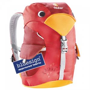 Deuter KIKKI batoh červená